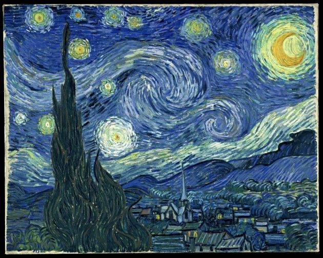 juicysantos.com.br - obras do Van Gogh no MASP