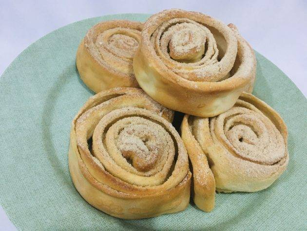 juicysantos.com.br - Cinnamon Roll