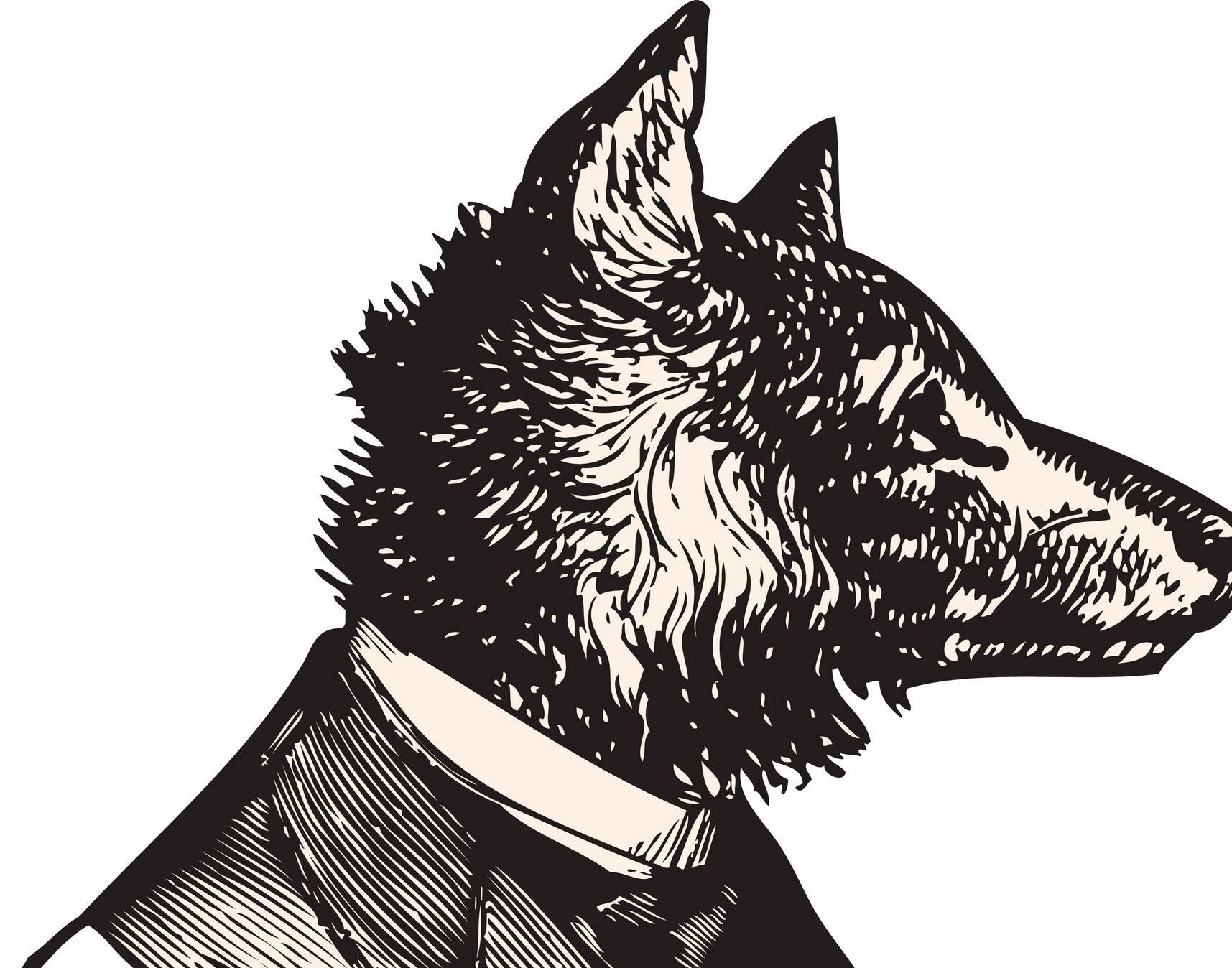 www.juicysantos.com.br - lobo vestido de homem vitoriano - senhoras e senhores, crônica de leandro marçal