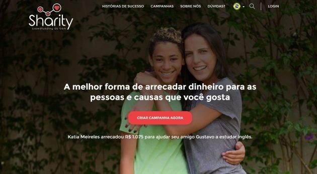 www.juicysantos.com.br -sharity financiamento coletivo solidário