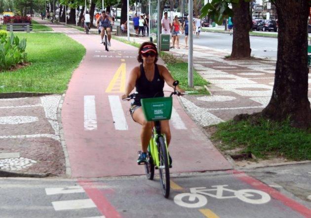 juicysantos.com.br - valor do Bike Santos aumentou