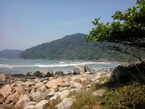 juicysantos.com.br - Praias secretas na Baixada Santista