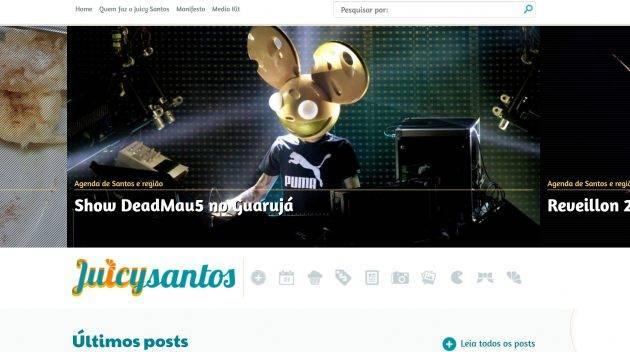 www.jucysantos.com.br - 10 anos de juicy santos