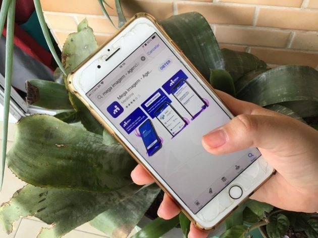 juicysantos.com.br - agendar exames na Mega Imagem