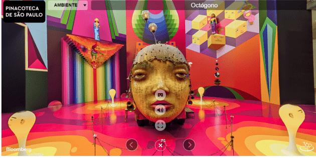 juicysantos.com.br - exposição OSGEMEOS: Segredos online
