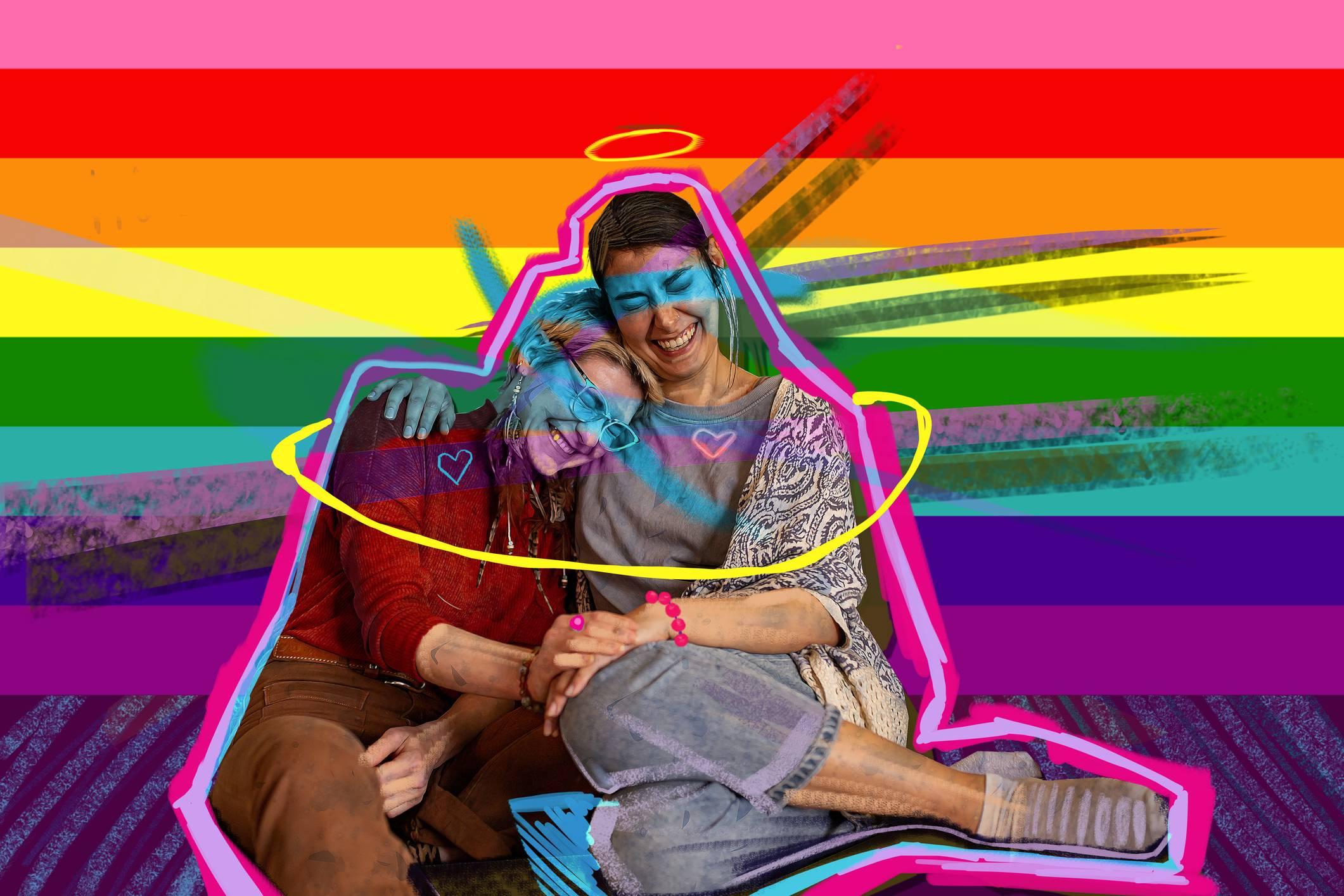 www.juicysantos.com.br - mães LGBT