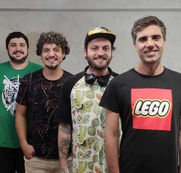 juicysantos.com.br - novo EP da Novos Praianos